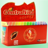 CENTRALVITA ® Energy, multivitamin - 100 tbl.