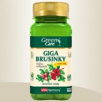 GIGA BRUSINKY 7.700 mg, 60 tbl. Pro zdraví močových cest
