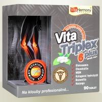 VITATRIPLEX® 6 plus - 90 tbl. šestinásobná ochrana kloubů
