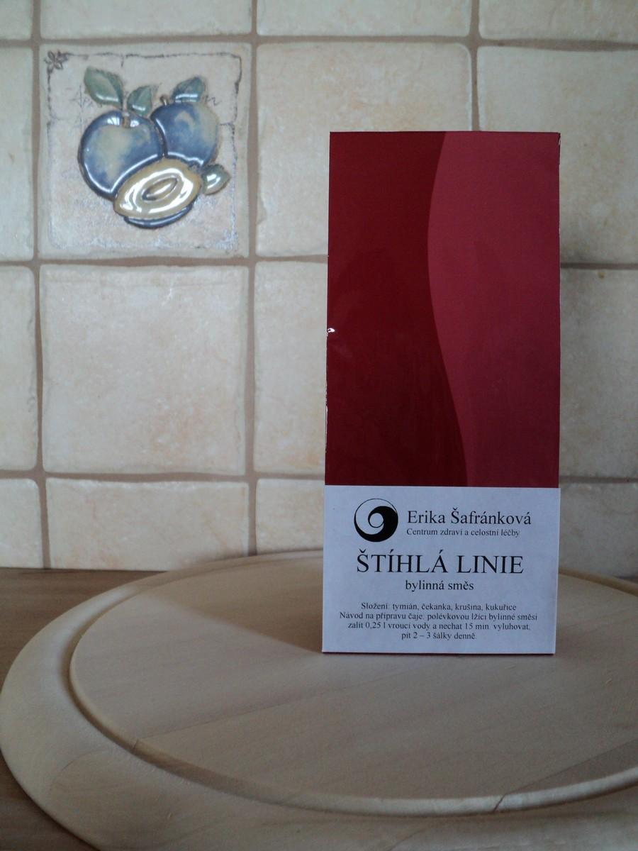 BYLINNÁ SMĚS ŠTÍHLÁ LINIE, 50 g bylinná směs, bylinný čaj